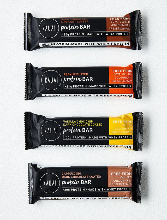 Kauai Protein Bars