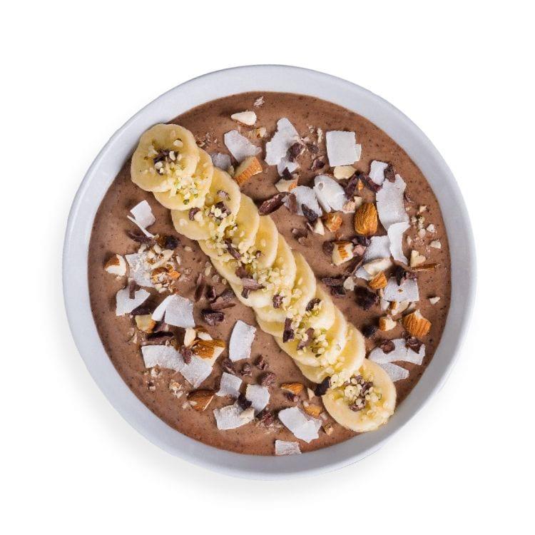 Choc Protein Smoothie Bowl
