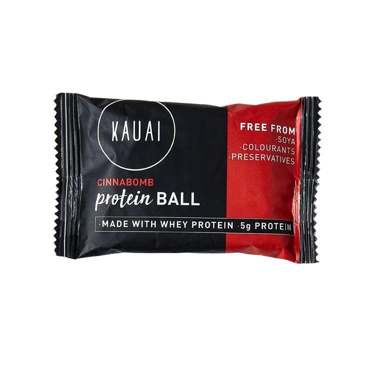 Kauai Cinnabomb Protein Ball