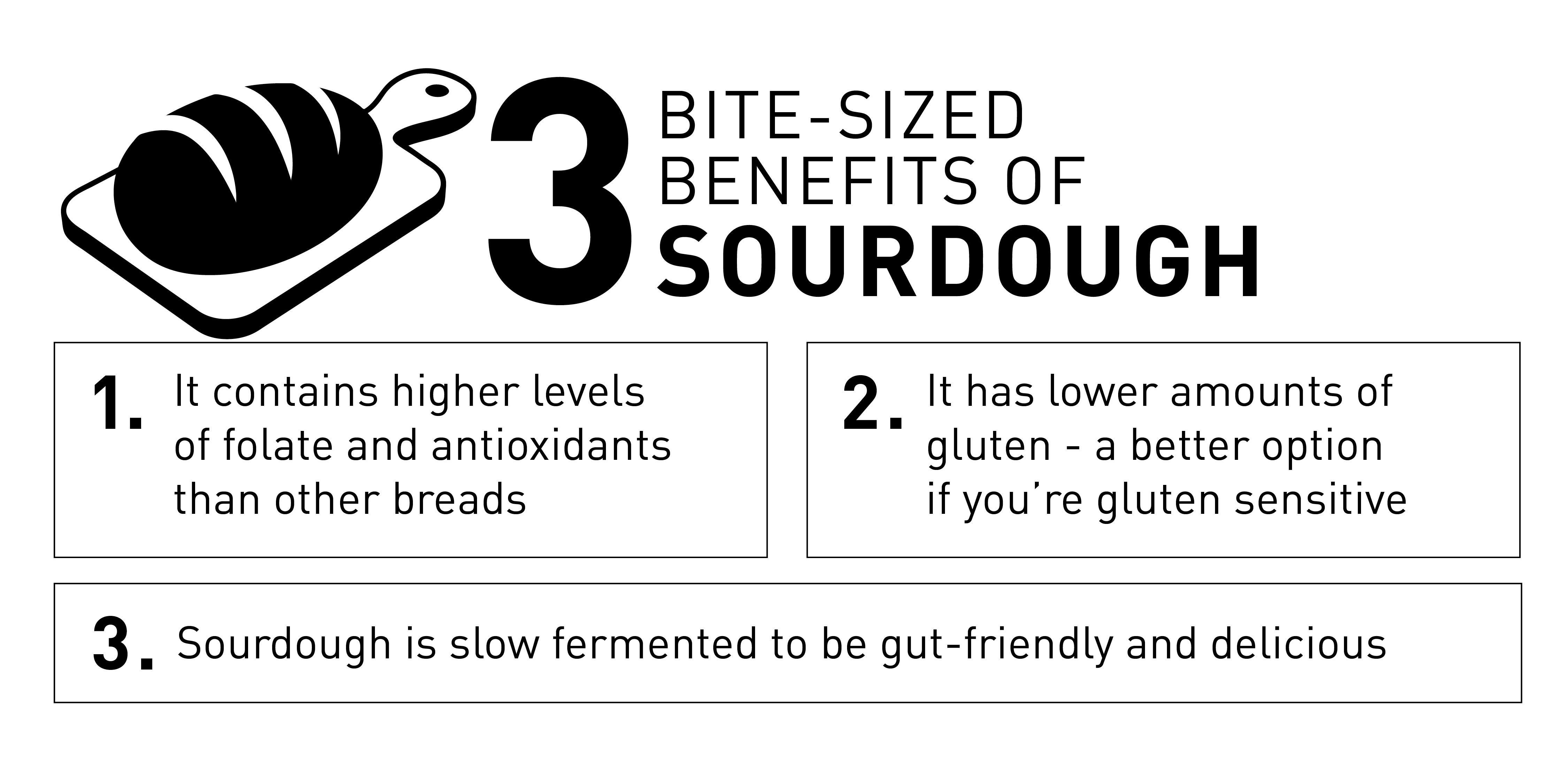 Schoon Sourdough Benefits