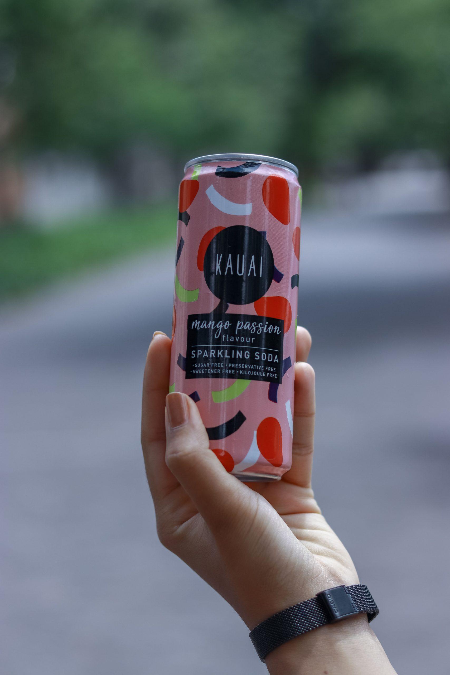 Kauai Sparkling Soda