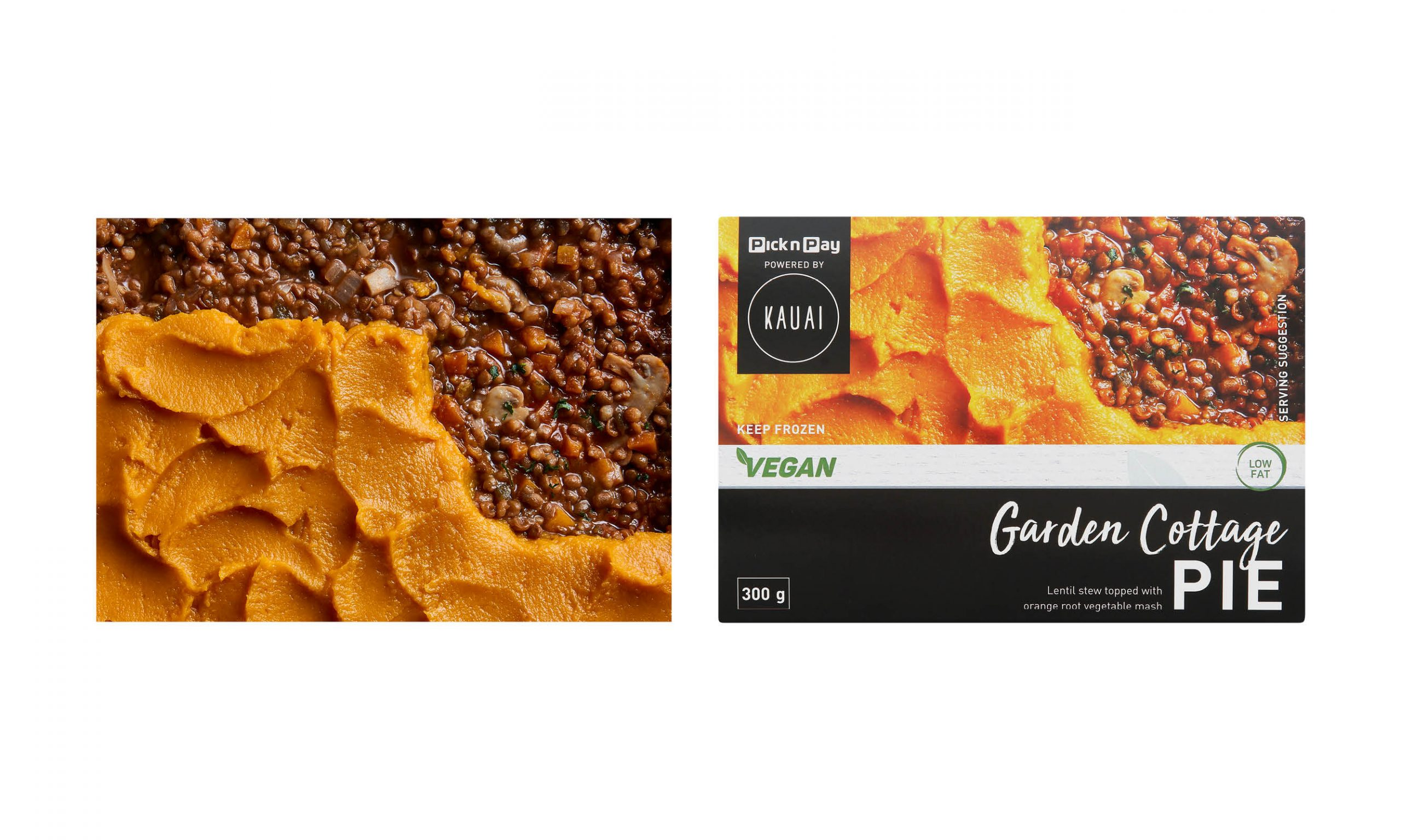 PnP powered by Kauai Frozen Meal Range - Garden Cottage Pie