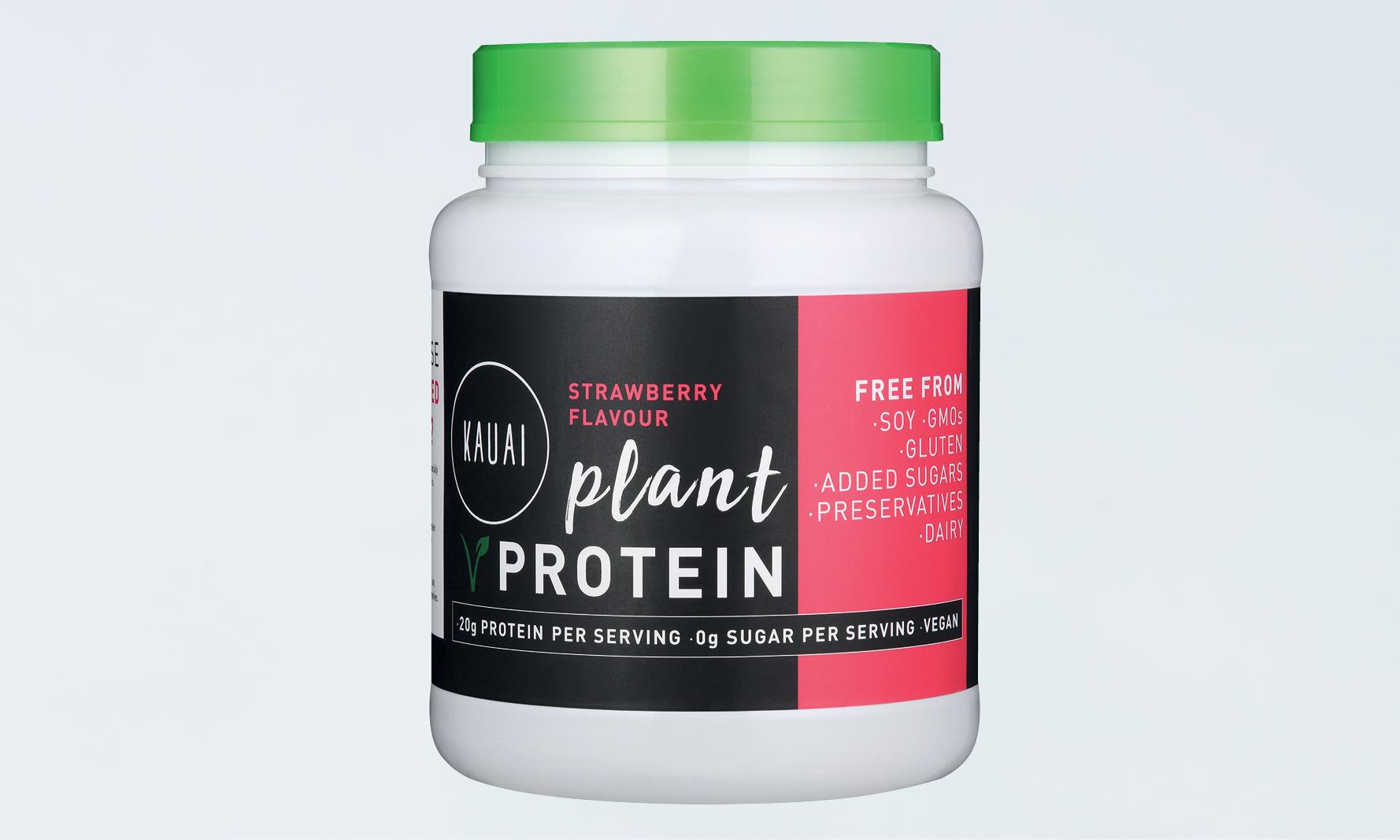 Kauai Plant Protein Powder