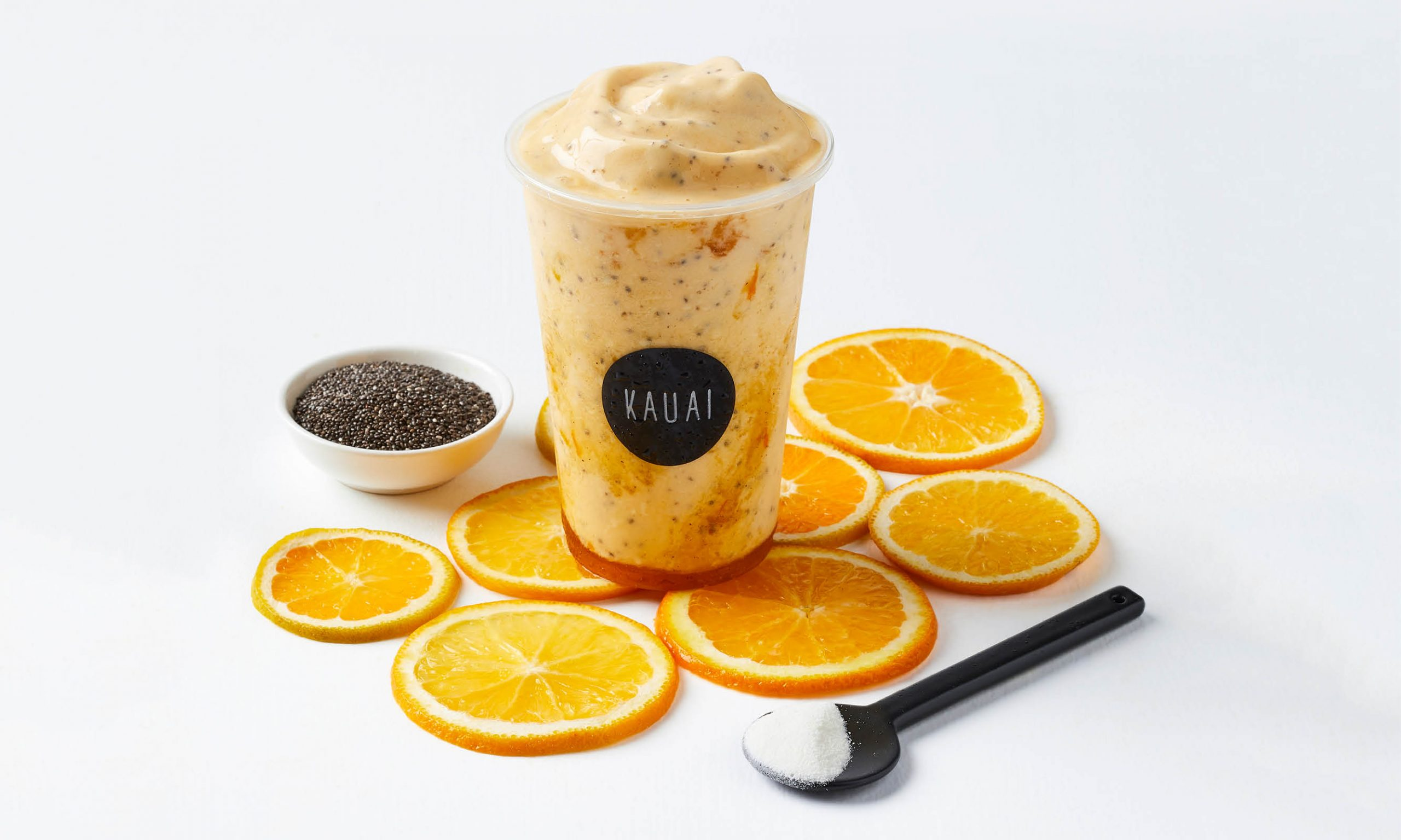 Kauai Citrus Glo Superfood Smoothie