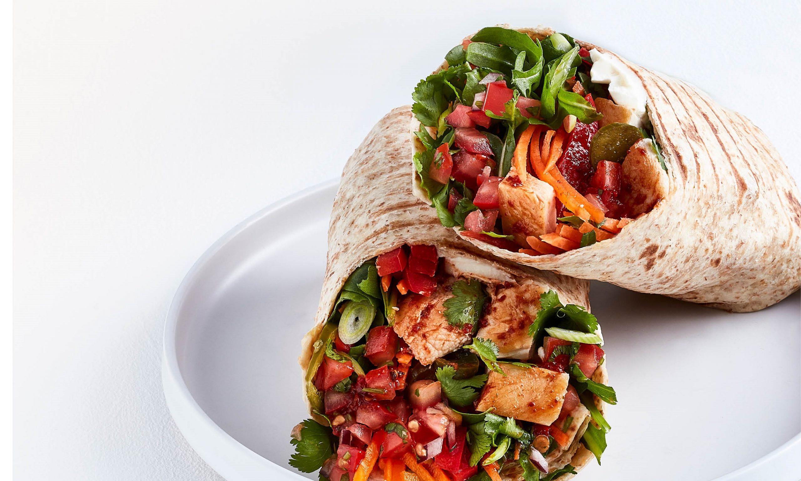 Kauai Mexican Dishes _ Spicy Burrito