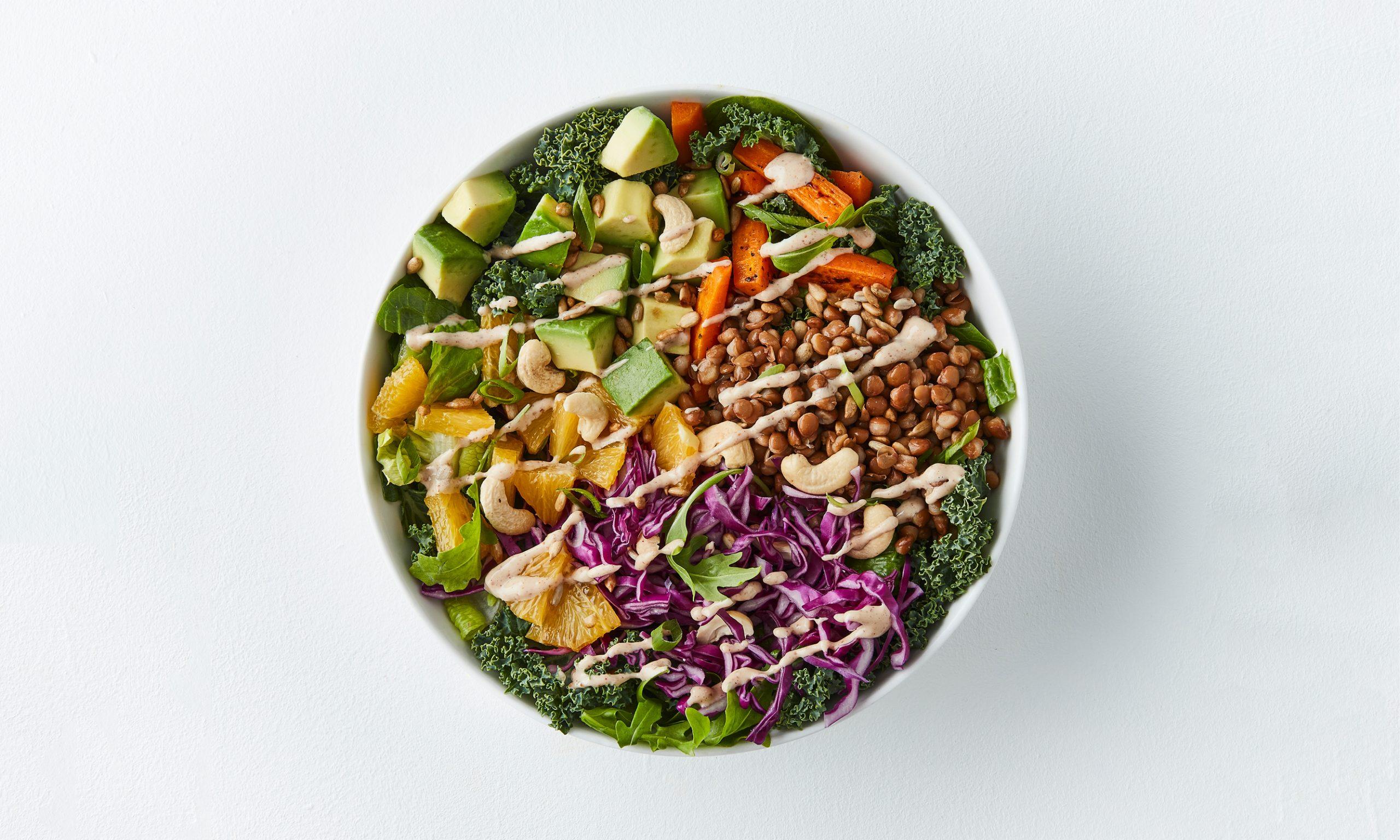 Lentils | Plant Power Salad